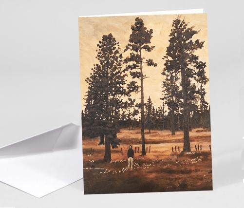 Phoenix Notecard - Folias
