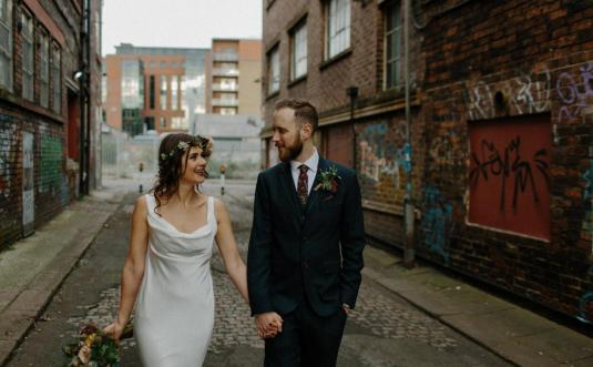 Taking back the Wedding Industry