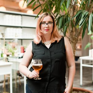 Erica Greenwold Reisen - NC Wedding Planner, Designer, Blogger, & Feminist Rabble Rouser - Photo by Ana Teresa Galizes