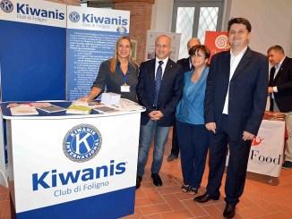 Sana alimentazione e Dieta Mediterranea, Kiwanis Foligno scende in campo