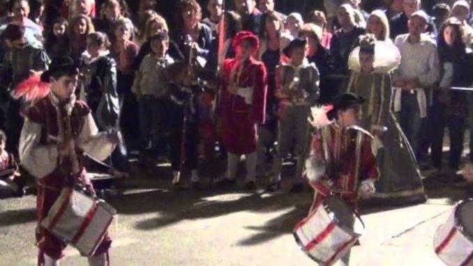 Al via la Quintanella di Scafali con oltre 450 bambini