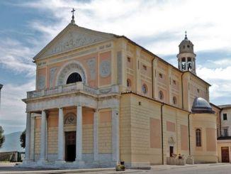 Santuario Madonna della Stella grande festa nel comune di Montefalco