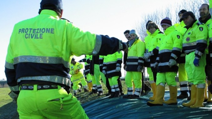 Emergenza maltempo Benevento, da Foligno partiti aiuti