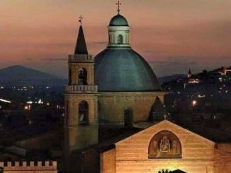 Folignocammina passerà davanti alle 28 chiese del centro storico
