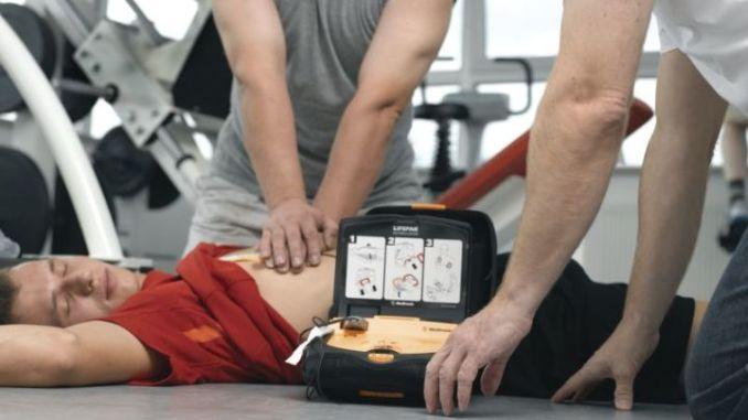 Defibrillatori per impianti sportivi comunali a Foligno grazie alla Fondazione