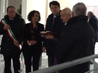 Assessore Barberini a Foligno per inaugurazione riabilitazione territoriale