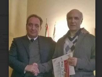 Vigili urbani, Tiburzi in pensione Il saluto del sindaco Mismetti