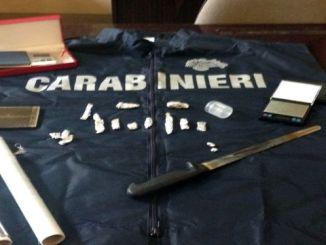 Spaccia hashish agli studenti per le vie di Foligno, arrestata Rinvenuta la sostanza stupefacente venduta ad un minorenne folignate