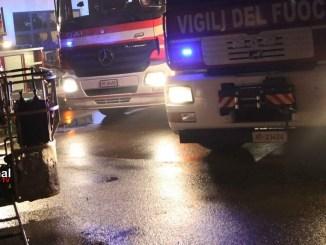 Trevi, anziano muore carbonizzato in località Casco dell'Acqua