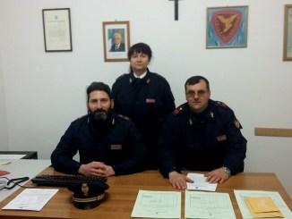 Solerte cittadina fa scoprire due reati, Polfer di Foligno denuncia straniero