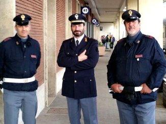 Polizia ferroviaria in azione Stazioni sicure arrestato un 40enne
