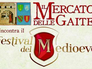 Bevagna, il Mercato delle Gaite incontra il Festival del Medioevo