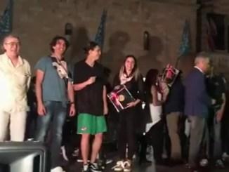 Quintana Foligno, il Rione Morlupo ha vinto la sesta edizione del Cantaquintaniere