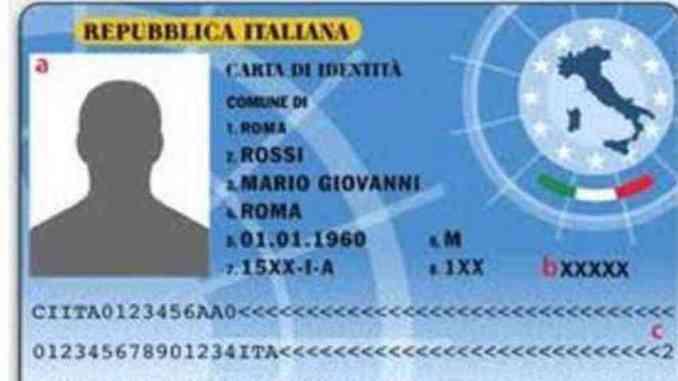A Foligno arriva la nuova carta di identità elettronica