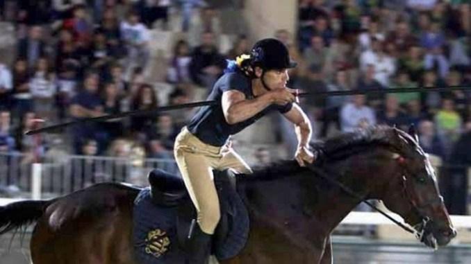 Il cavaliere Luca Innocenzi è nuovo pertinace del Rione Cassero