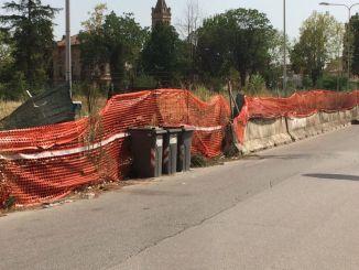 Degrado in via Mameli, zona ex Zuccherificio a Foligno, e' una vergogna