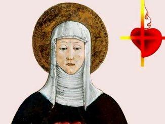 Montefalco festeggia patrona della città Santa Chiara della Croce