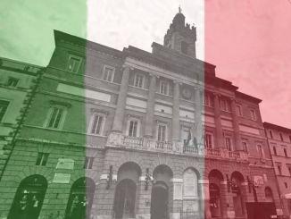 Cerimonia 4 novembre Foligno sindaco Mismetti, legame Paese e Militari