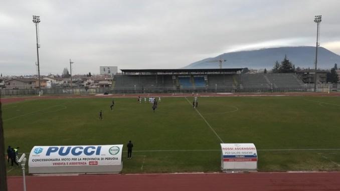 """Domenica il piccolo Alessio Chiocchi allo stadio """"Blasone"""""""