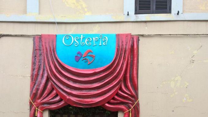 Innovazione scenografica per l'Osteria del Carnevale a Sant'Eraclio