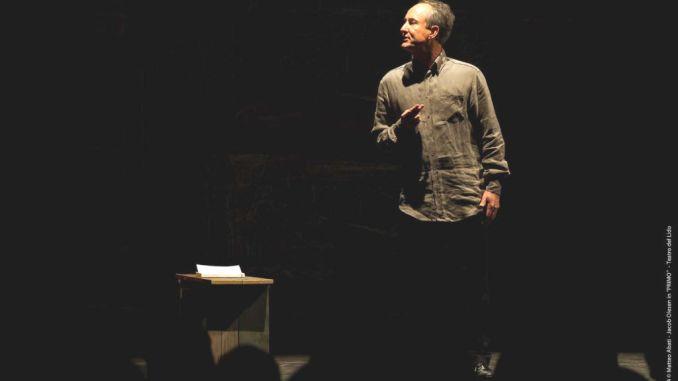 Giorno della Memoria al Teatro Torti di Bevagna Primo con Jacob Olesen