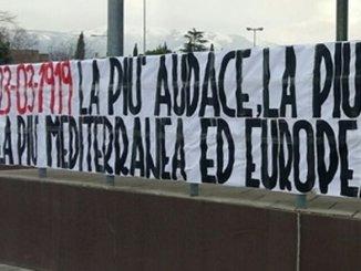 Esposto striscione fascista a Foligno, il sindaco Mismetti è un fatto grave