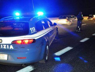 Polizia stradale ritira 11 patenti a Foligno durante due festival