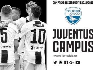 """Foligno Calcio, campus per bambini allo stadio """"Enzo Blasone"""""""