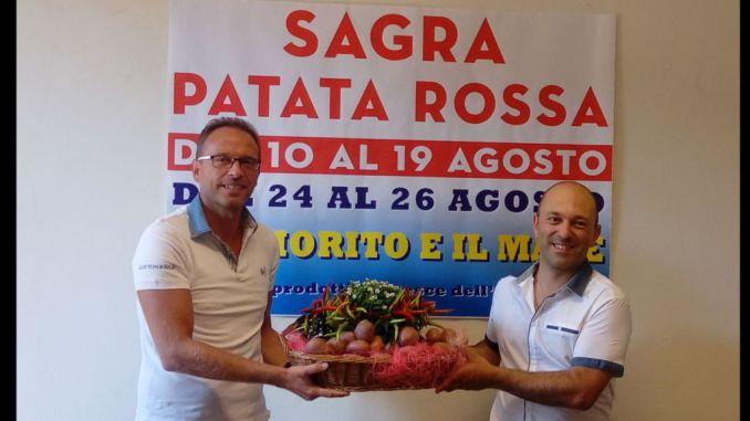 Sagra patata rossa, gli appuntamenti promossi dal Parco di Colfiorito