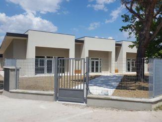 Scafali, completata la nuova scuola dell'infanzia in quattro mesi