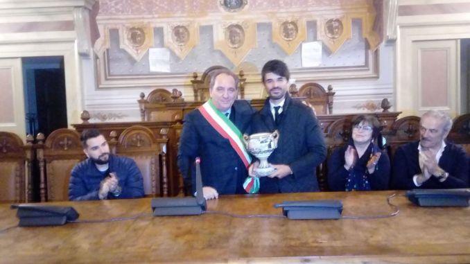Quintana Foligno, riconoscimento al Rione Cassero