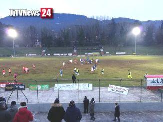 Foligno calcio perde fuori casa contro lo Spoleto, uno a due risultato finale