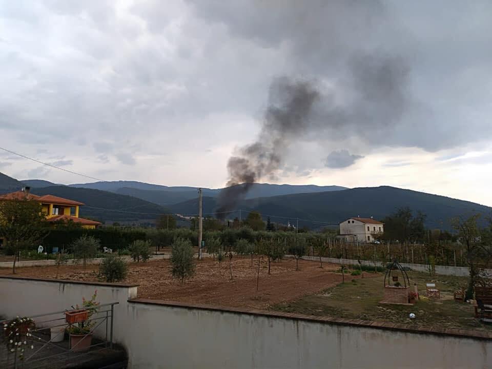 CasaPound Foligno, miracolo elezioni, al via i lavori contro il campo rom