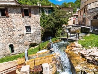 Rasiglia, la piccola Venezia umbra è un vero 'borgo dei miracoli'
