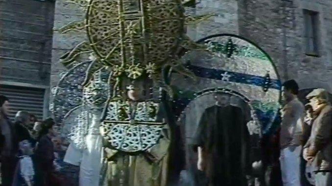 1989 Miracolo a Foligno Sant'Eraclio uguale a Hollywood