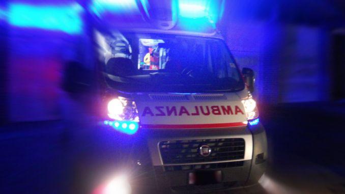 Incidente a Foligno, schianto in via Firenze, muore un uomo