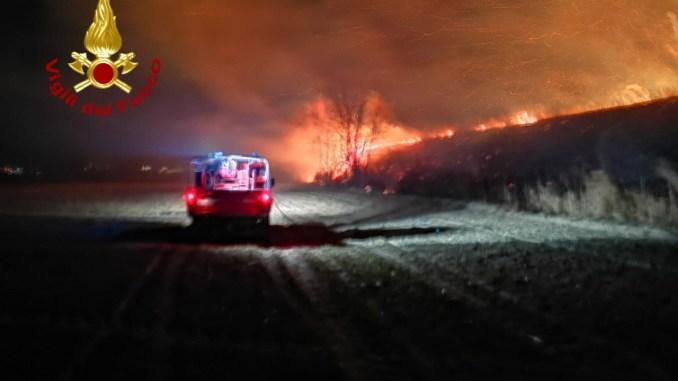 Federazione Italiana della Caccia, campagna di prevenzione degli incendi