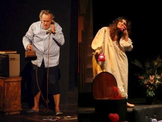 Separazione al Teatro Torti di Bevagna con Marina Thovez e Mario Zucca