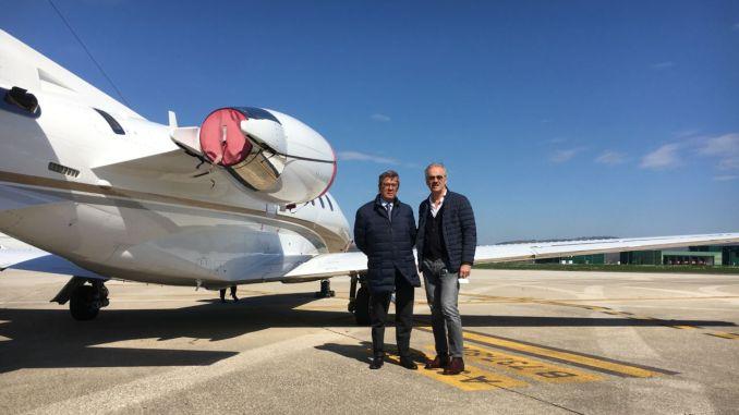 Accordo di co-marketing tra l'Ente Giostra Quintana e l'aeroporto dell'Umbria