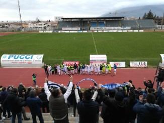 Eccellenza, Foligno-Castel del Piano termina 1-0 a favore dei Falchetti