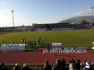 Foligno-Bagnolese 0-3 coppa eccellenza nazionale, andata quarti di finale