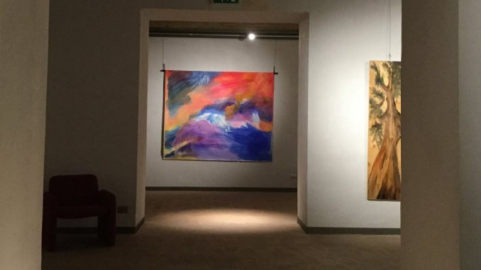 La Madre Natura di Ivana Olimpia Belloni in mostra a Montefalco