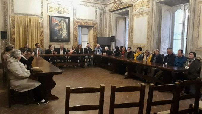 Progetto Erasmus, sede Ente Giostra tappa del meeting transnazionale