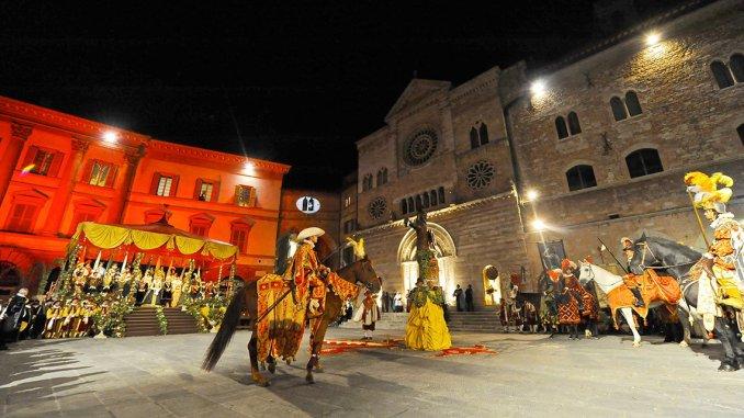 Giostra Quintana e guide turistiche Umbria uniti per valorizzare territorio