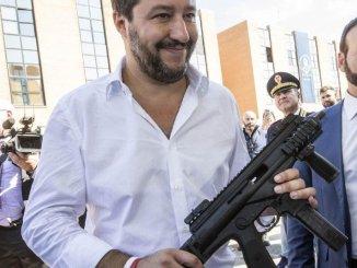 Candidato Europee Sinistra Giovanni Guidi Giovanni Guidi critico con Salvini, ci hai offeso tutti