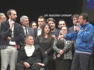 Elezioni Europee, a Foligno vince la Lega con 38% seguita dal PD