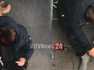 Buco di eroina in pieno giorno nel sottopassaggio di Via Piave a Foligno