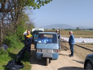 Trevi, giornata ecologica dedicata al fiume Clitunno