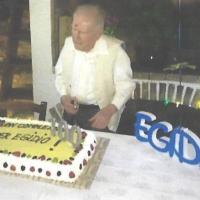 Un altro super nonno di Foligno compie 100 anni, Egidio Metta