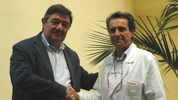 Pediatria ospedali Foligno Spoleto nuovo primario è il dottor Maurizio Stefanelli